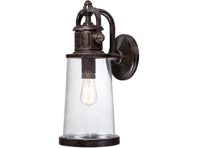 Quoizel 1 Light Steadman Outdoor Fixture, Imperial Bronze - SDN8408IB