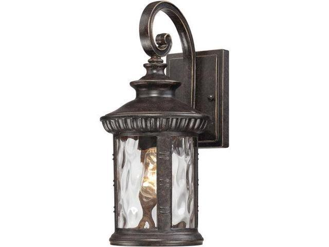 Quoizel 1 Light Chimera Outdoor Fixture in Imperial Bronze - CHI8407IB