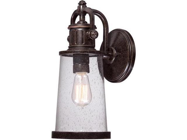 Quoizel 1 Light Steadman Outdoor Fixture, Imperial Bronze - SDN8407IB