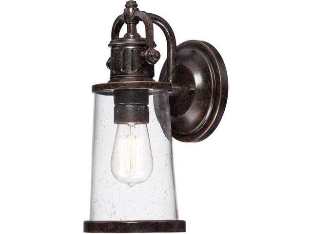 Quoizel 1 Light Steadman Outdoor Fixture, Imperial Bronze - SDN8405IB