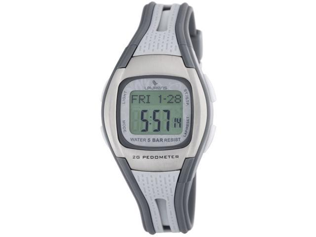 Laurens Men's L095J900Y Grey Digital Watch