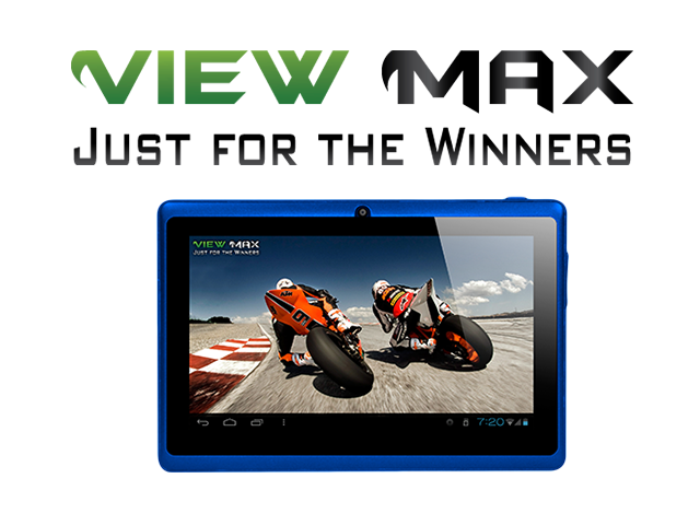 ViewMax ? Tablet PC 7