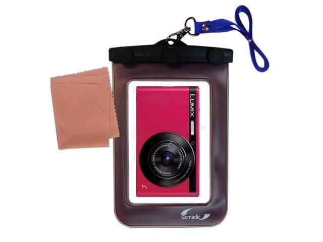 Waterproof Camera Case compatible with the Panasonic Lumix XS1