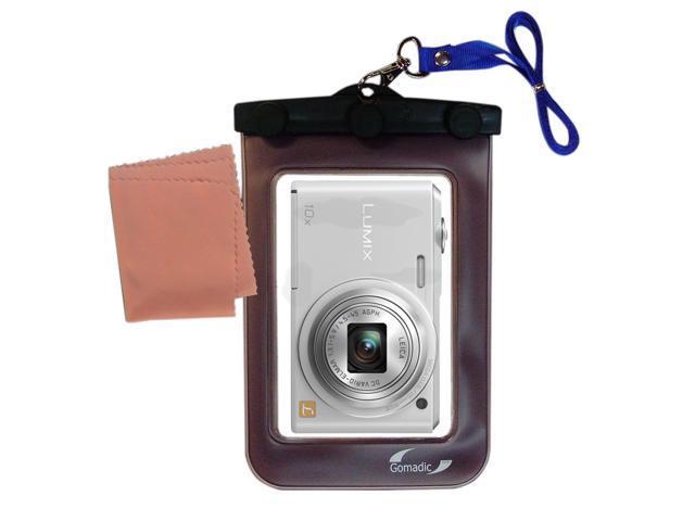 Waterproof Camera Case compatible with the Panasonic Lumix DMC-SZ3W