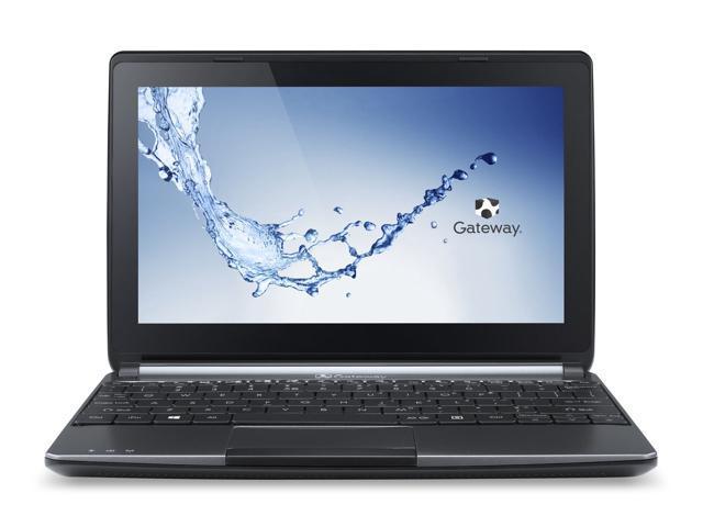 Gateway LT41P08 10.1-Inch Laptop (2GB, 500GB)