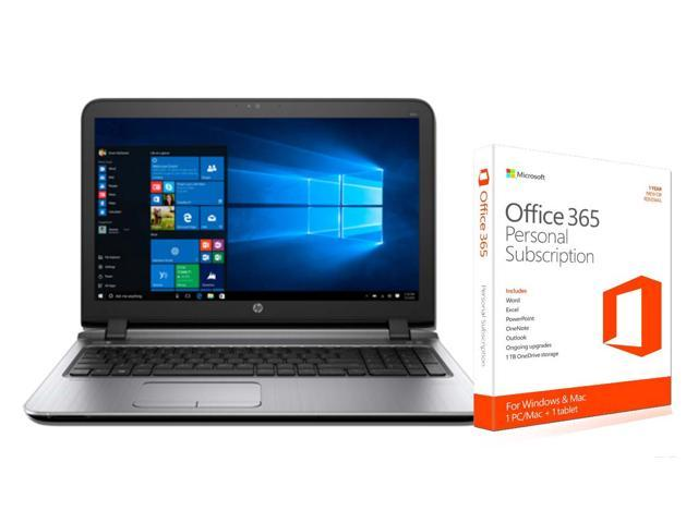 HP ProBook 455 G3 15.6