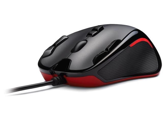 Logitech G300s 2500dpi Nine programmable Buttons Professional Optical Gaming Mouse Mice Mause for Gamer