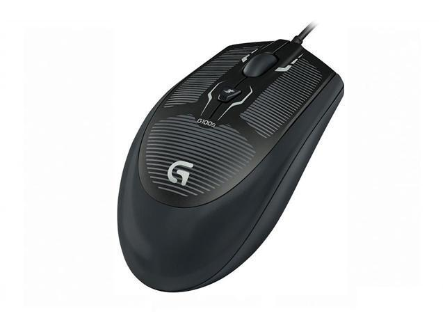 Logitech G100s Optical Gaming Mouse M-U0039 Wired 2500dpi