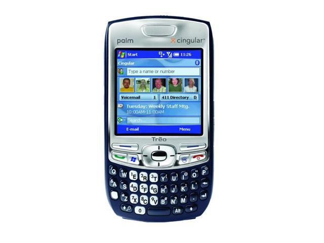 Palm Treo 750 AT&T Blue Windows Mobile Easy To Use Smartphone w/ Full Qwerty - OEM