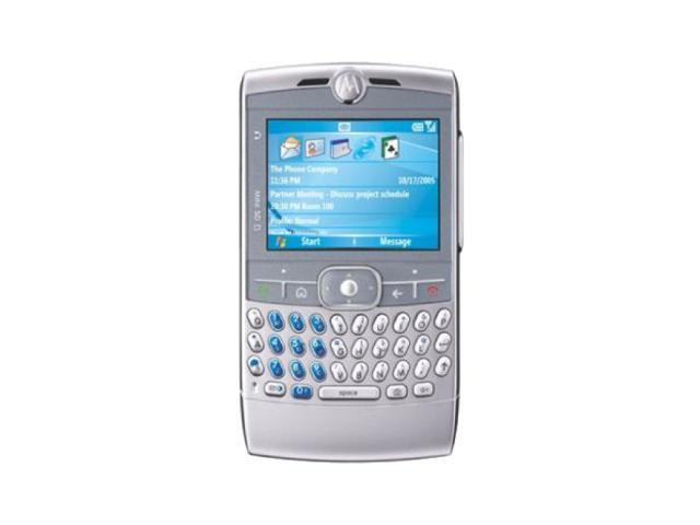 New Motorola Q Windows Mobile 5.0 Page Plus Smartphone With Full QWERTY Keys