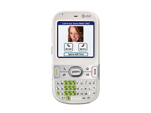 New Palm Centro 685 White AT&T Wireles PDA Smartphone Full QWERTY Ease To Use