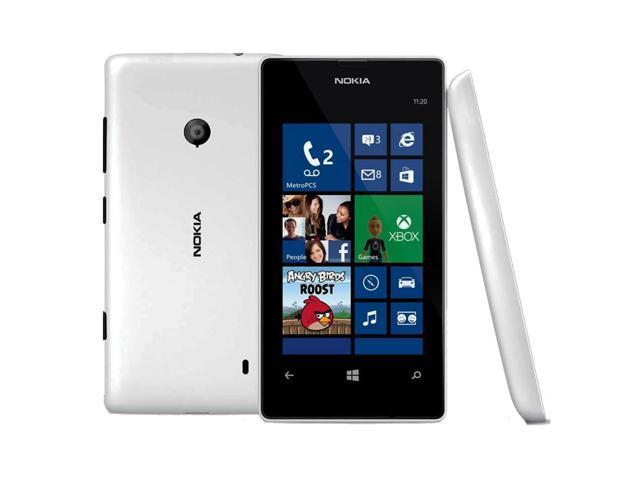 Nokia Lumia 521 Windows Mobile 8 4G Unlocked Smartphone