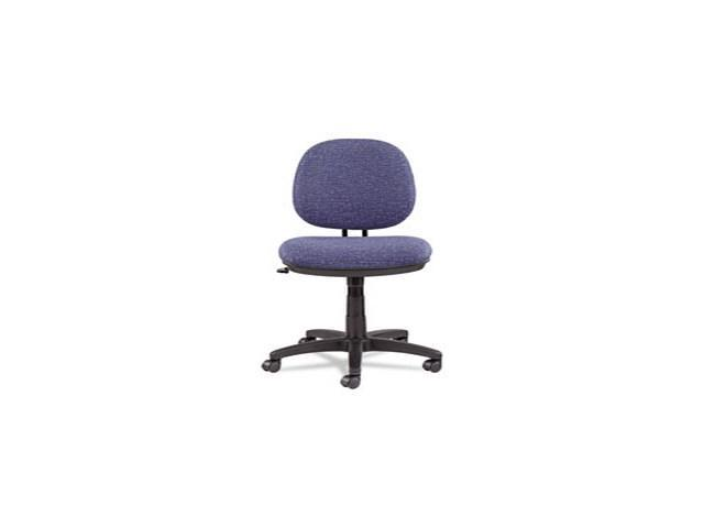 Interval Swivel/Tilt Task Chair, 100% Acrylic With Tone-On-Tone Patter