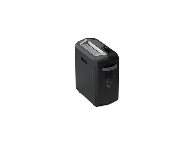 48001 Medium-Duty Cross-Cut Shredder, 10 Sheet Capacity