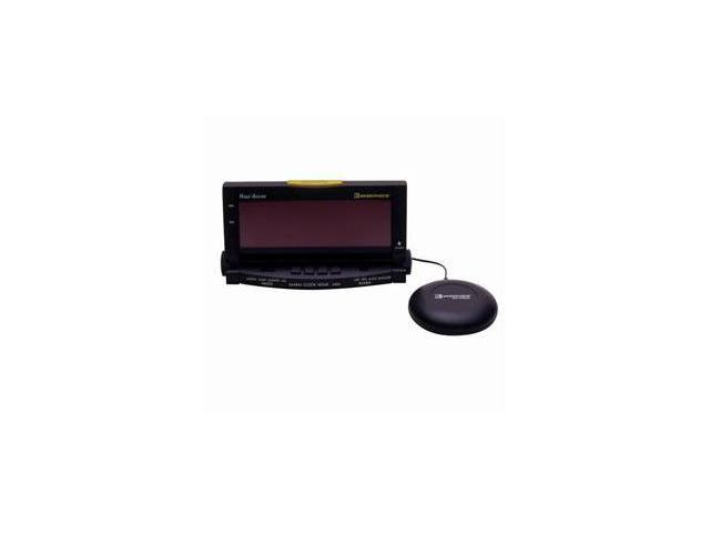 Clarity 600 Wake Assure Alarm Clock With Bed Shaker