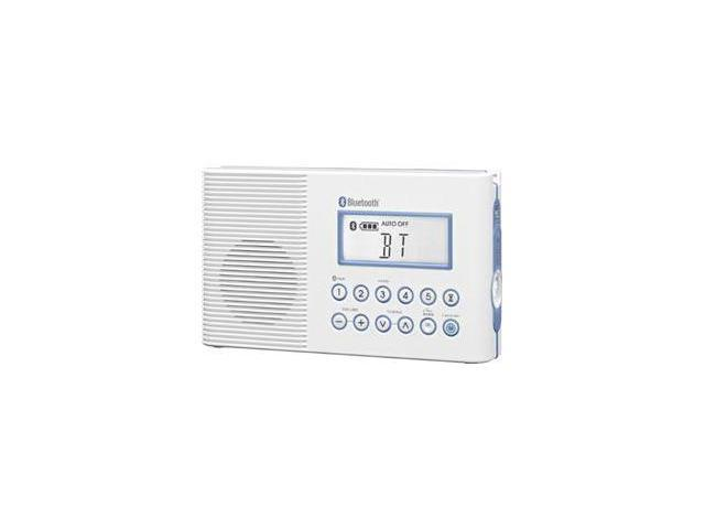 Bluetooth Shower Radio