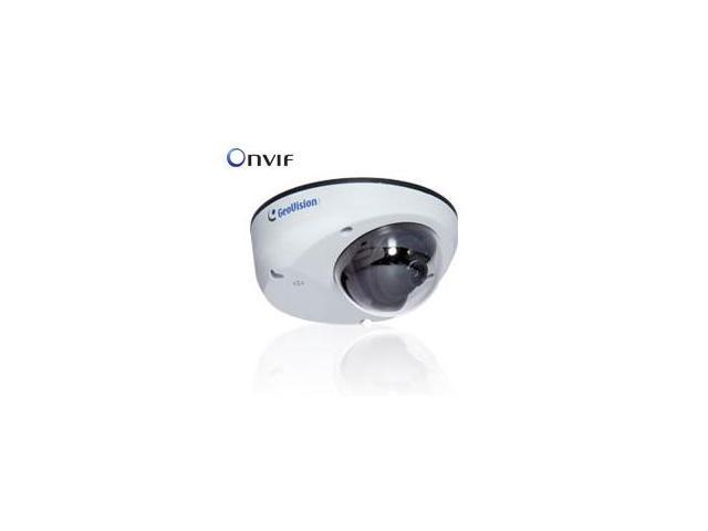 GeoVision GV-MDR220 2.0MP H.264 Mini Fixed Rugged IP Dome Camera (Fixed Lens)