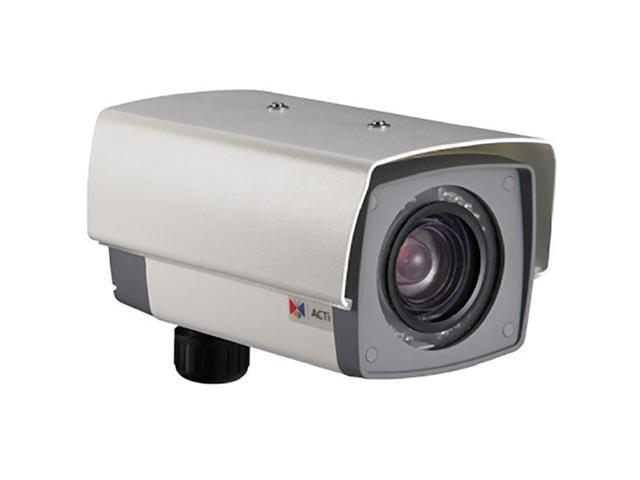 ACTi KCM-5511 2M Outdoor Box Camera with 22x Zoom Lens