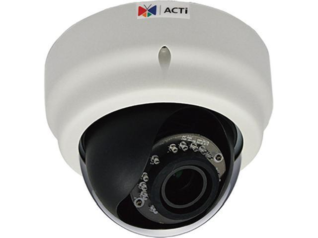 ACTi E63 5 Mp Day & Night IR Indoor Dome Camera