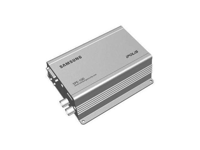 Samsung 1 Channel H.264 Network Video Encoder