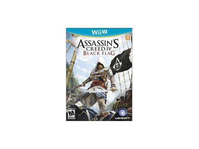 Assassins Creed IV B F WiiU