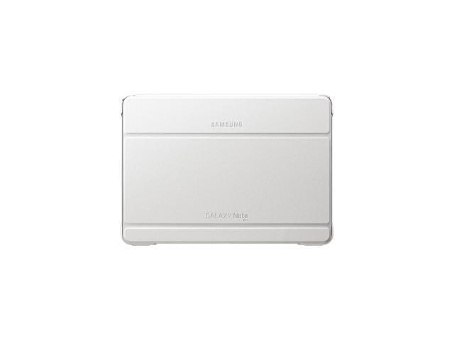Samsung EF-BP600BWEGUJ Carrying Case (Book Fold) for 10.1' Tablet - White