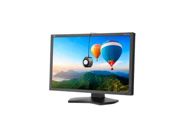 NEC Display MultiSync PA302W-BK-SV 29.8
