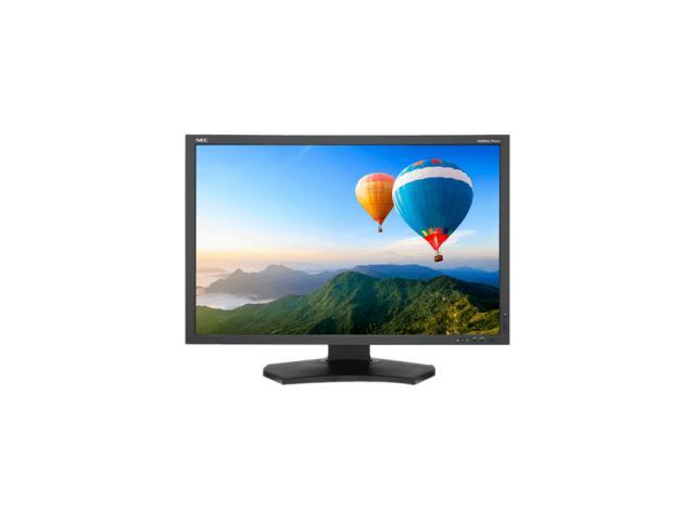NEC Display MultiSync PA302W-BK 29.8