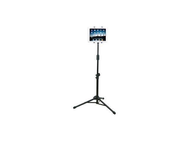 Sturdy Ipad And Tablet Height Adjustable Floor Stand Via Ergoguys