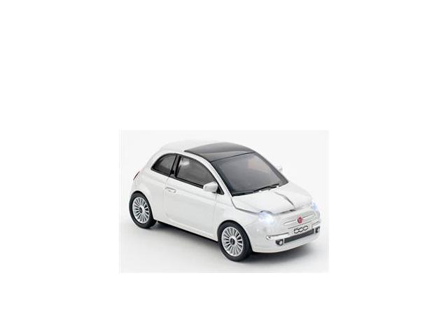 Fiat 500 New Optical Mouse Wh