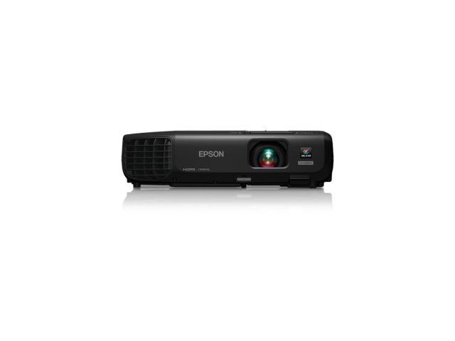 Epson PowerLite 1263W LCD Projector - 720p - HDTV - 16:10