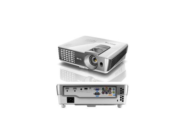 Benq Ht1075 3d Ready Dlp Projector - 1080p - Hdtv - 16:9 - F/2.59 - 2.87 - Ntsc, Secam, Pal - 1920