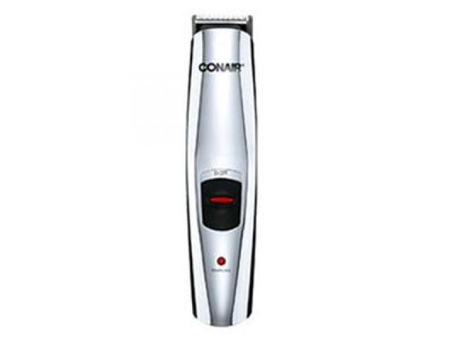 CONAIR GMT189CGB 13-Piece Rechargeable Beard/Mustache Professional Multi-use Trimmer