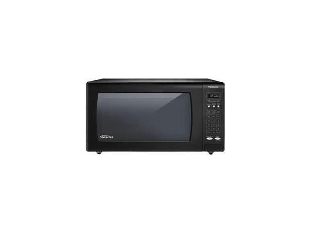 PANASONIC NN-SN733B 1.6 Cu. Ft.-1250 Watts Cooking Power Microwave Black