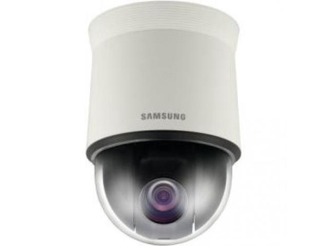 SAMSUNG SCP-2373 Analog PTZ Camera, 1/4