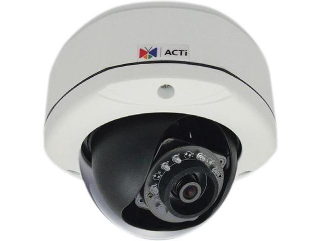 ACTI E77 10MP Outdoor Day/Night IP Camera