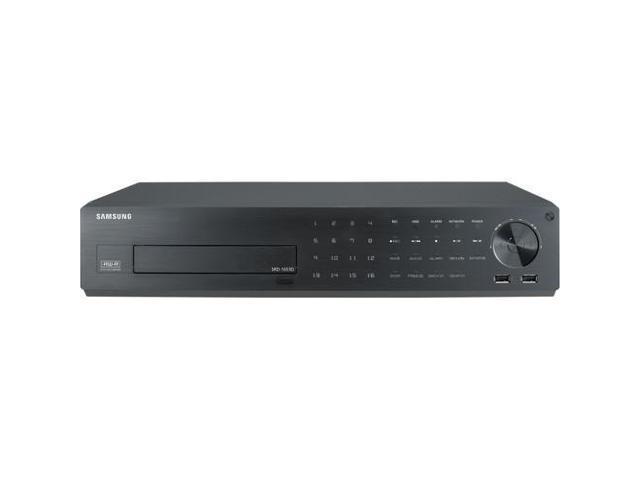 SAMSUNG SRD-1653D-12TB SRD-1653D 16-Channel CIF Real-Time H.264 Digital Video Recorder (12TB)