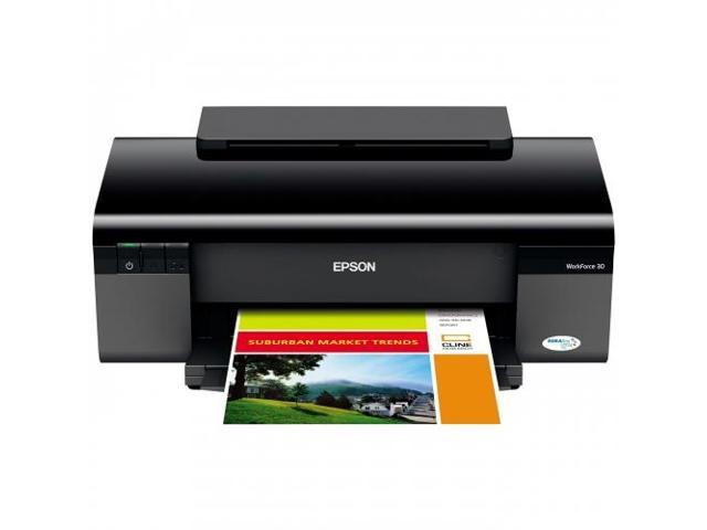EPSON C11CA19201 WorkForce 30 Inkjet Printer