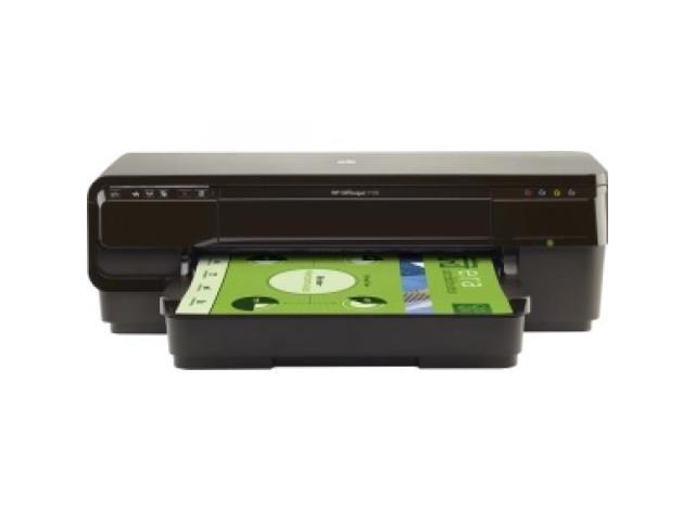 HEWLETT-PACKARD CR768A#B1H Officejet 7110 Inkjet Printer - Color - 4800 x 1200 dpi Print - Plain Paper Print - Desktop