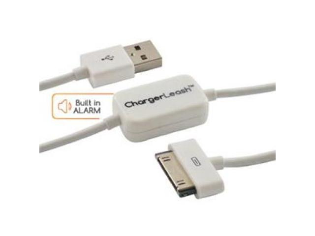 DOUBLESIGHT CL1224-03 ChargerLeash Apple 30-pin to USB Cable