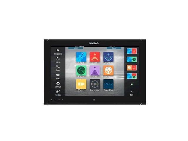 NAVICO SIM-000-11262-001 MO19-T Monitor, MFG# -000-11262-001, 19