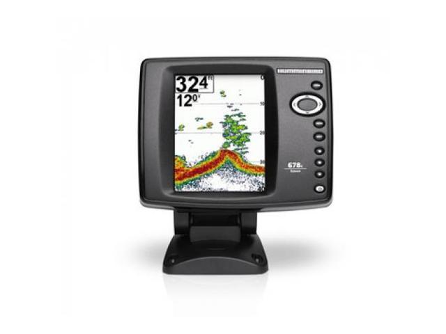 HUMMINBIRD HUM-409410-1 678c HD Color Fishfinder, MFG# 409410-1, 5