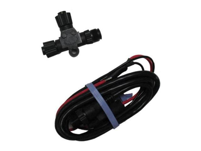 NAVICO LOW-000-0119-75 NMEA 2000 Power Cable, MFG# 000-0119-75, Lowrance red connectors. N2K-PWR-RD.