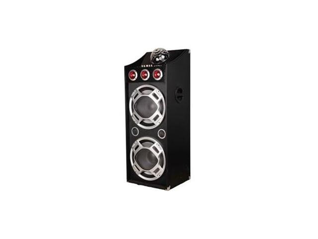 SUPERSONIC IQ-3041DJ 2.0 Speaker System - 180 W RMS - Wireless Speaker(s) 20 Hz - 20 kHz - USB