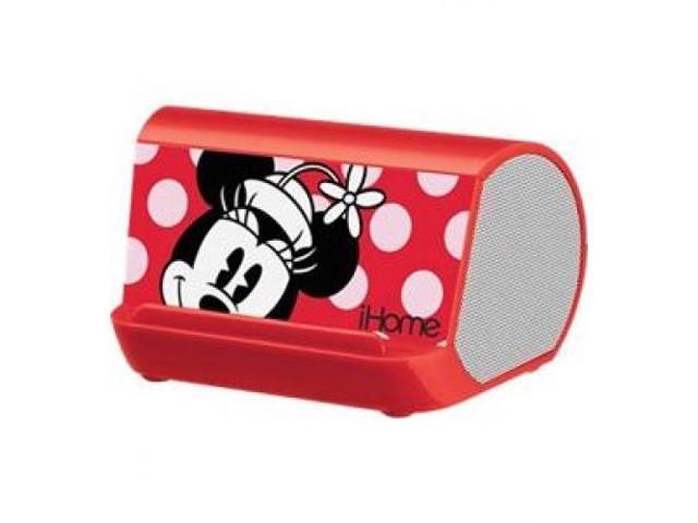 KIDDESIGNS EK-DM-M9 Minnie Portable Speaker / Works with 4