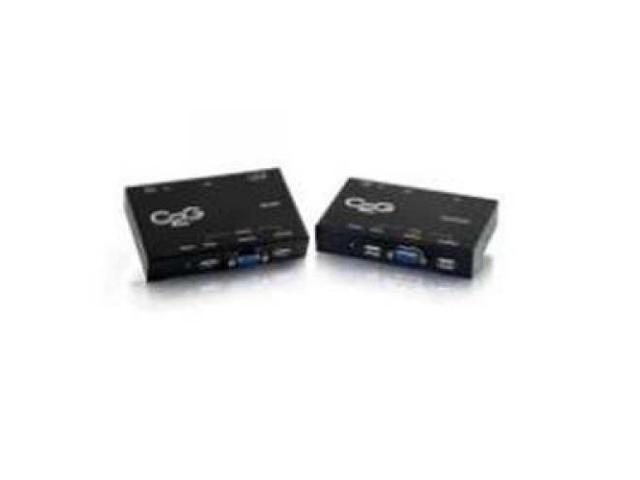 C2G 40322 VGA + USB KVM over Cat5 Extender