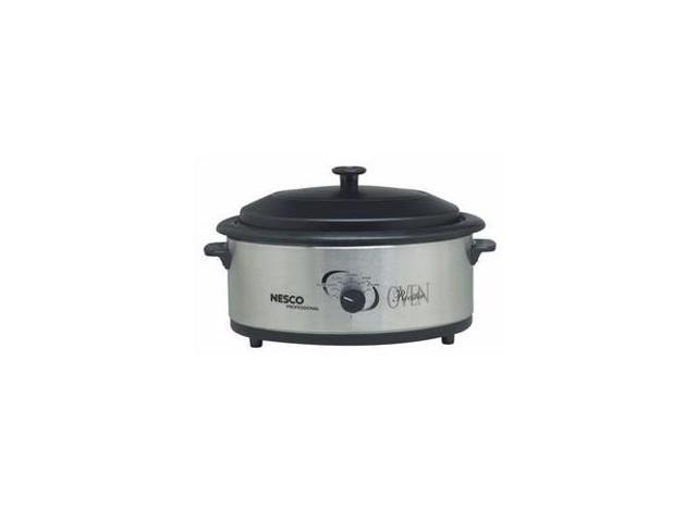 METAL WARE 4816-25PR Metal Ware 4816-25PR Electric Roaster Oven Single - 0.20 ft³ - Stainless Steel