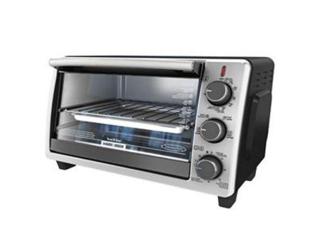 APPLICA TO19050SBD Convection Countertop Oven with 6-slice / 9