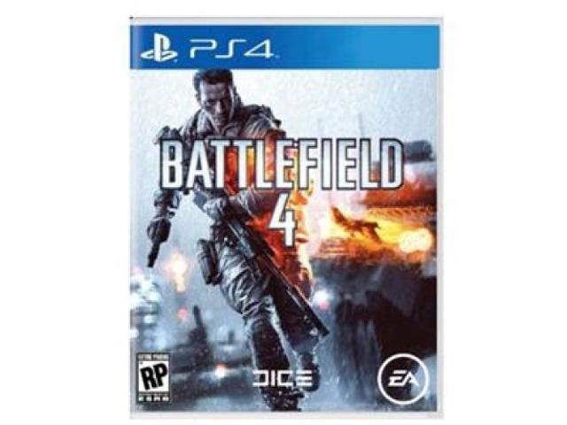 ELECTRONIC ARTS 73061 Battlefield 4 Action/Adventure Game - PlayStation 4