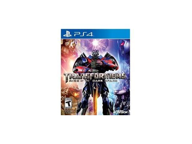 ACTIVISION BLIZZARD INC 84948 Transformers 4 Action/Adventure Game - PlayStation 4